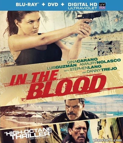 Кровавая месть / In the Blood (2014/BDRip/HDRip)