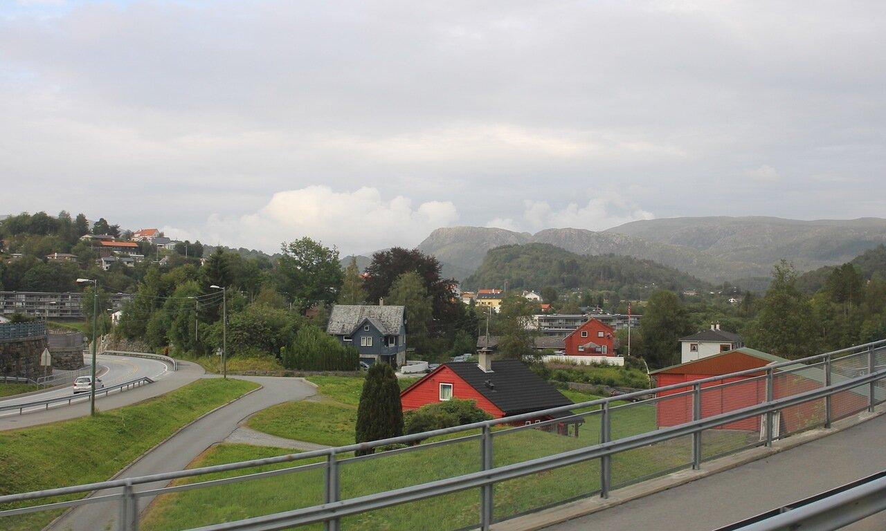Хардангерфьорд, Hardangerfjord