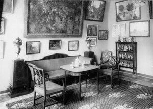 Вид части комнаты в доме купца Коровина А.А.