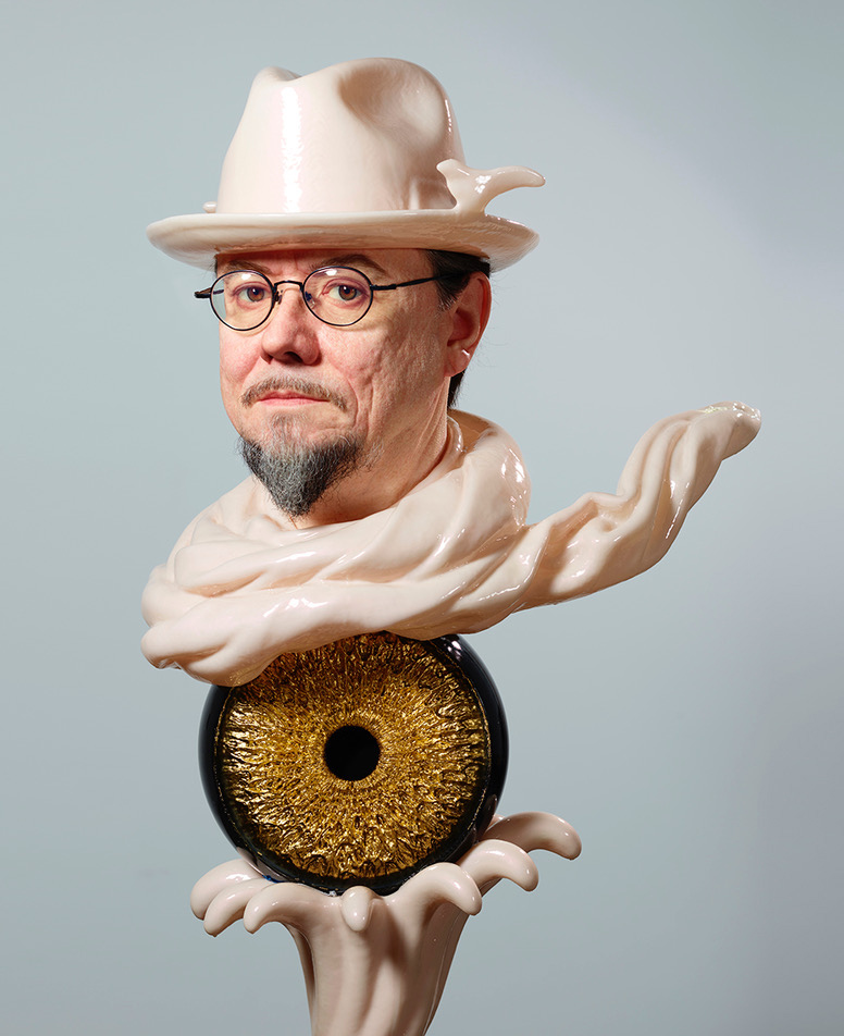 Kazuhiro Tsuji - Mark Ryden Sculpture