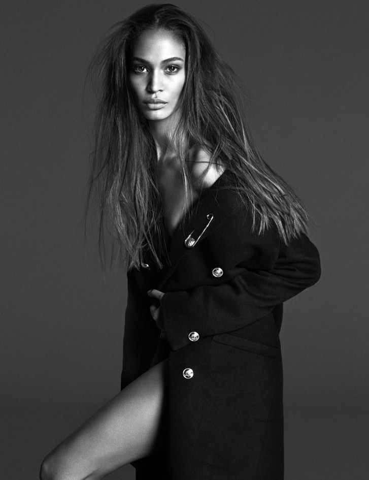Джоан Смоллс / Joan Smalls - The Originals by Mert Alas & Marcus Piggott - Interview Magazine september 2013