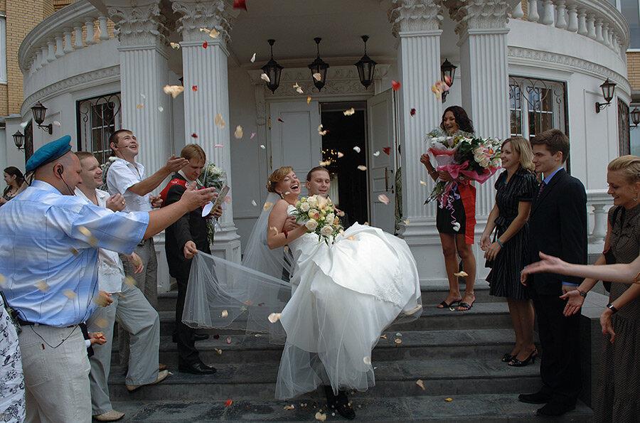 Cуровая челябинская свадьба будет