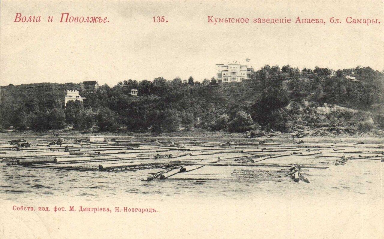 Кумысное заведение Анаева близ Самары