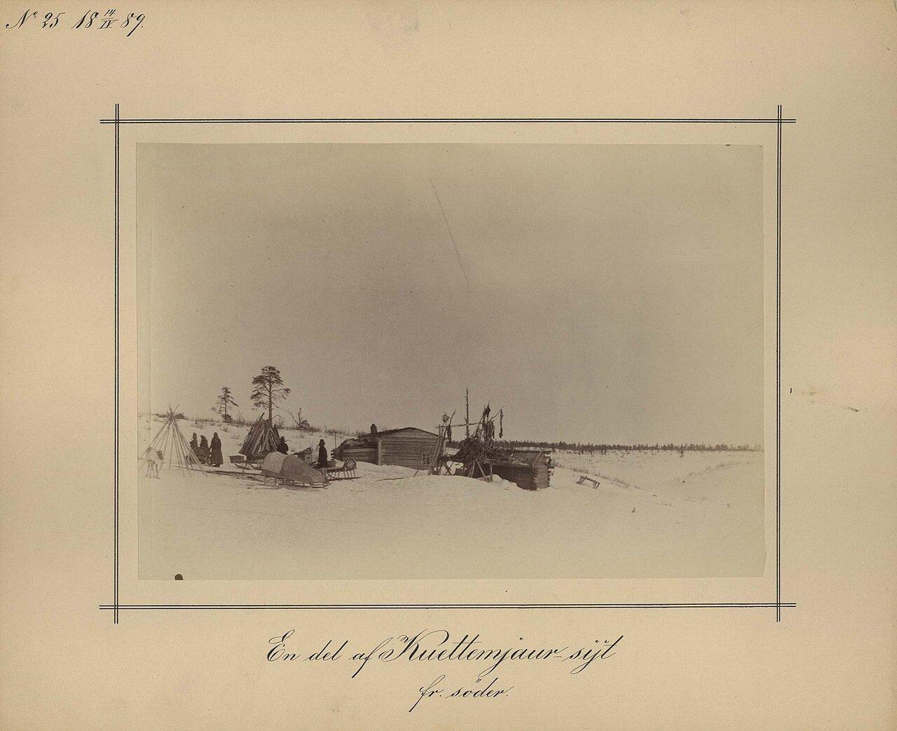 14.4.1889. В южной части острова Куроптева