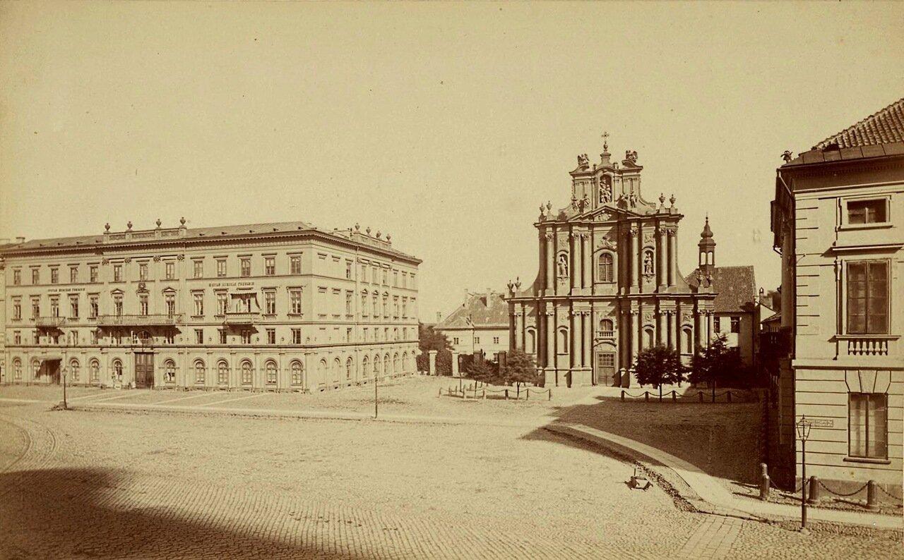 Церковь св. Иосифа 1870