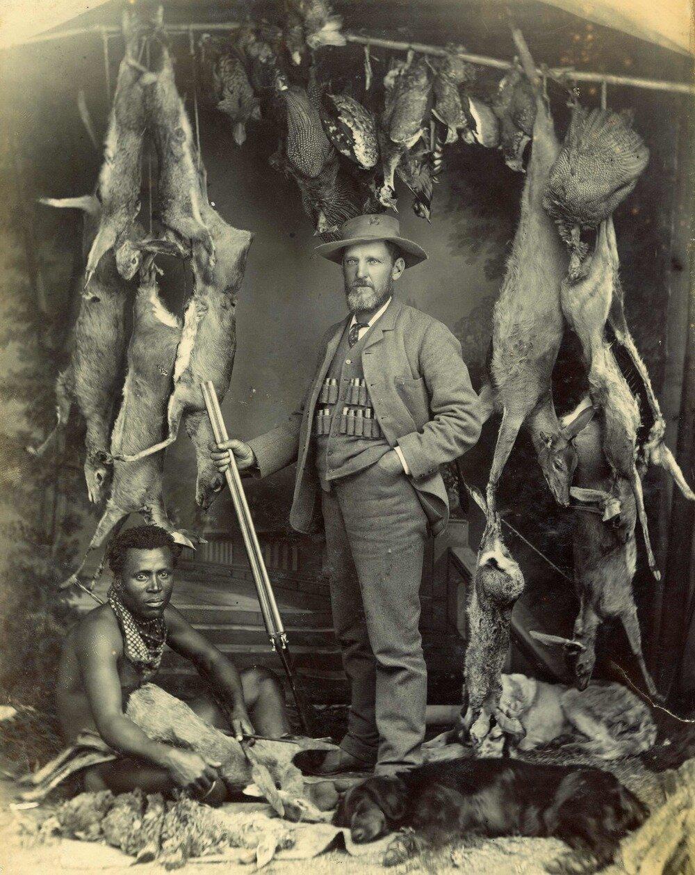 Южная Африка. 1890