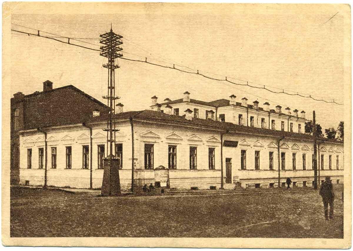 Городская школа II ступ. №11