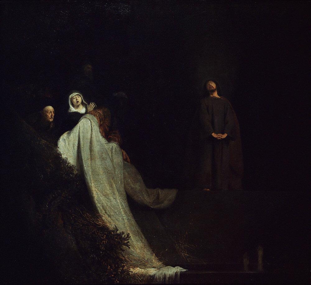 Jan_Lievens_-_Opwekking_van_Lazarusок. 1631.jpg
