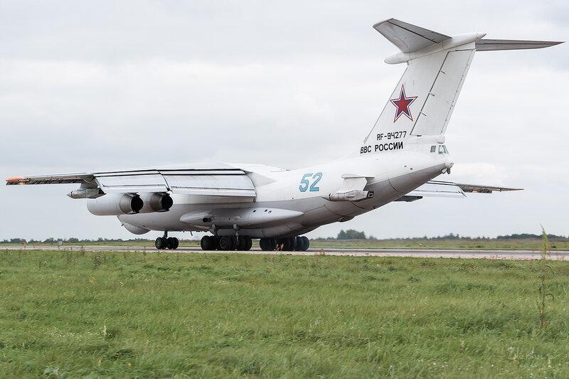 Ильюшин Ил-78М (RF-94277 / 52 синий) D802711
