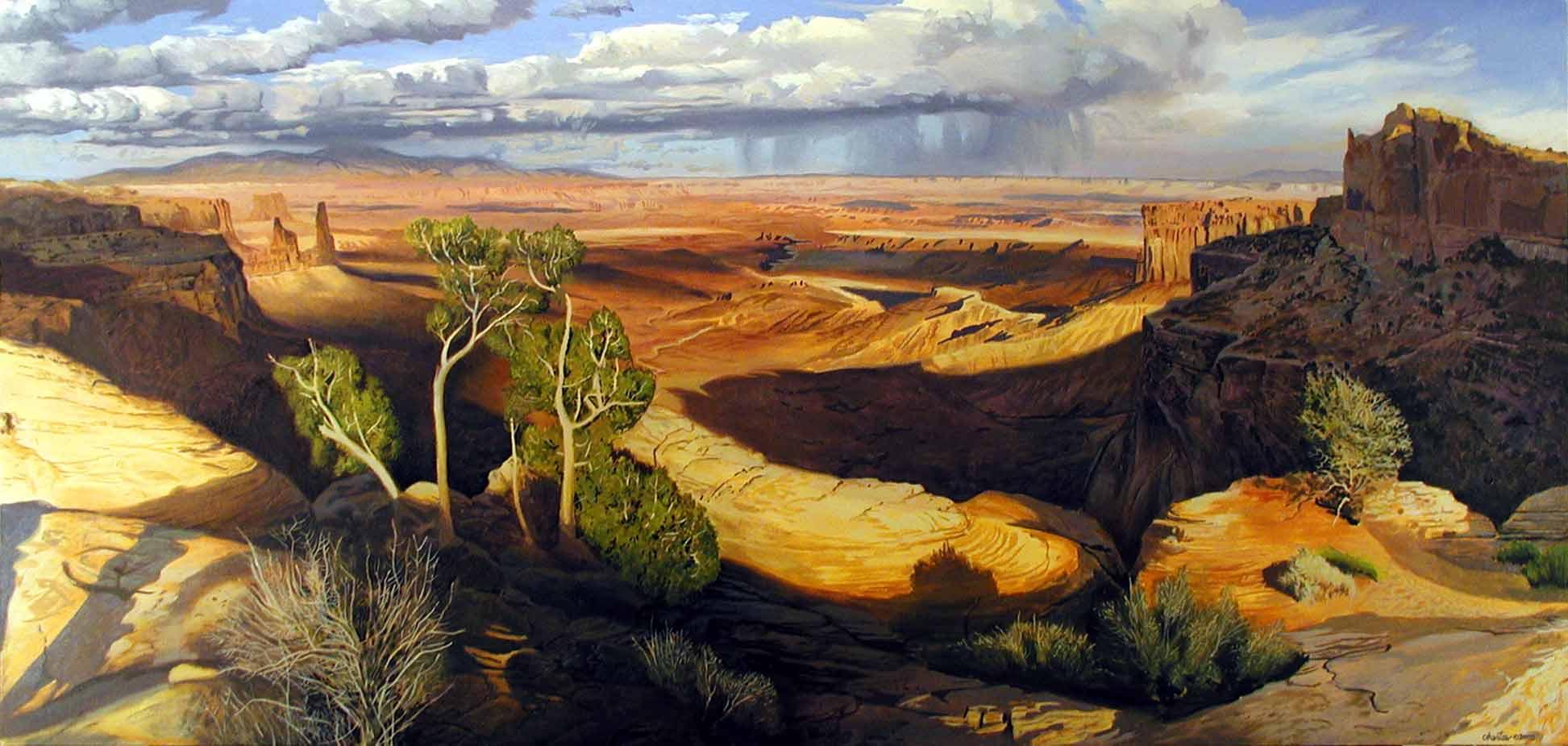 Canyonlands, Штат Юта