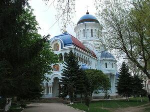 Invitație la sfințirea monumentului preacuviosului Serghie de la Radonej