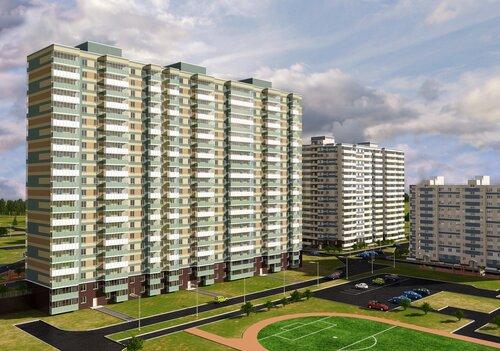 Компания «Полис» строит «Австрийский квартал»
