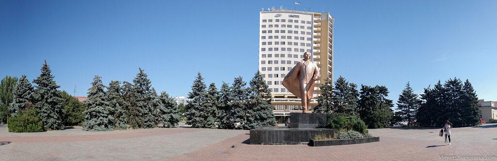 Торговый порт Ильичевска