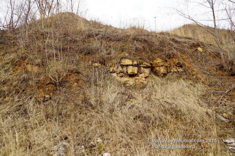 Каменоломни у Григорово, Рузский р-н МО