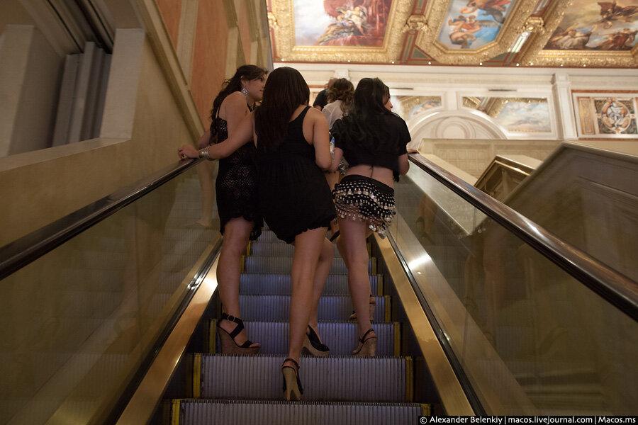 Вегасе самая лас фото в проститутка дорогая