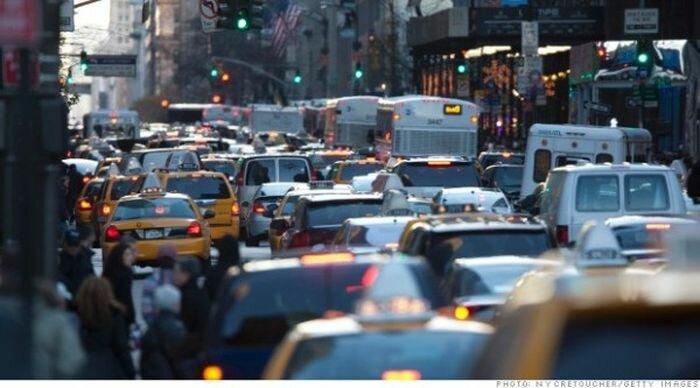 Гавно на дороге, американские дороги, улицы, водители