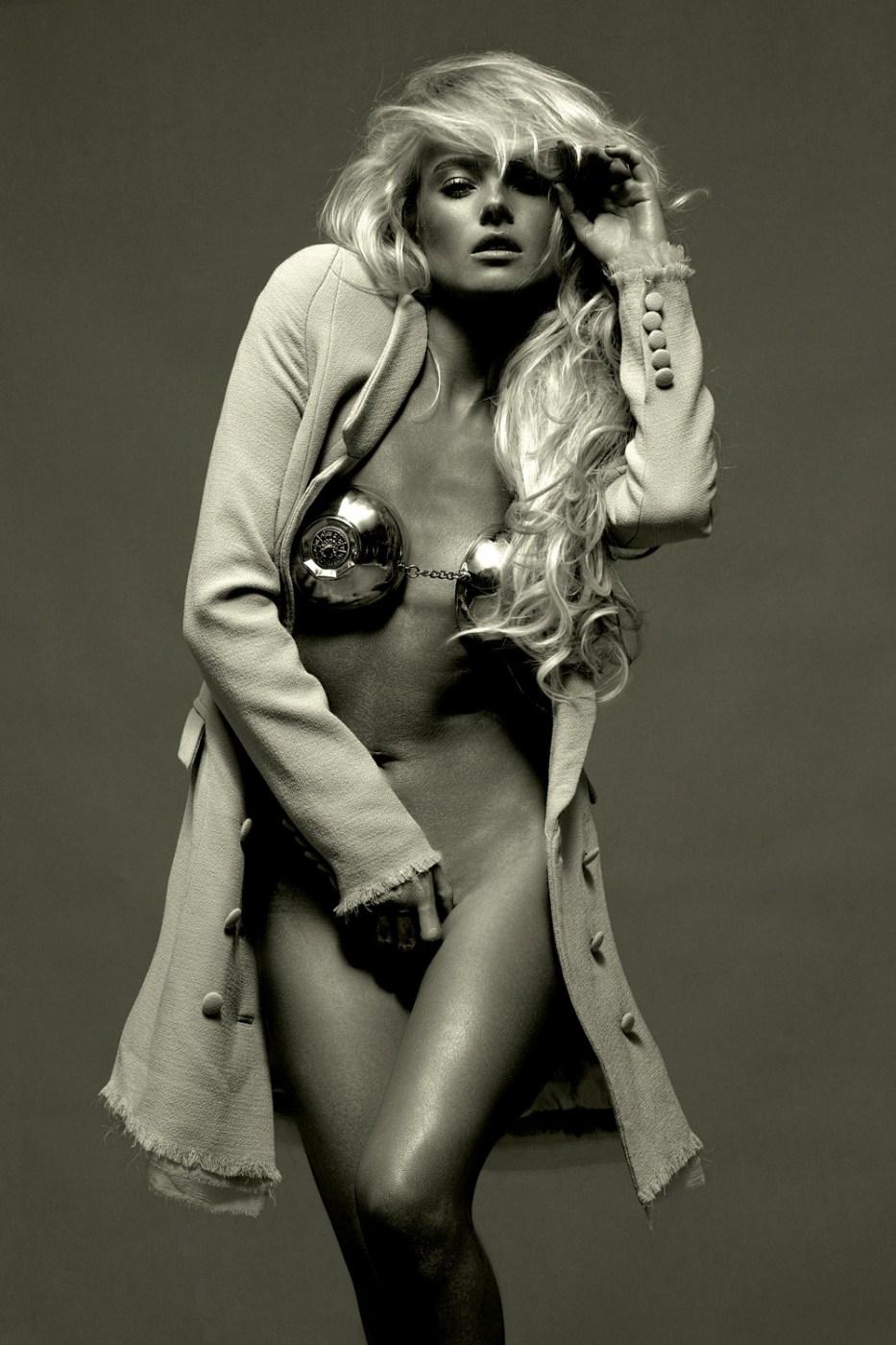 Gabriella Toth by Pierre Dal Corso