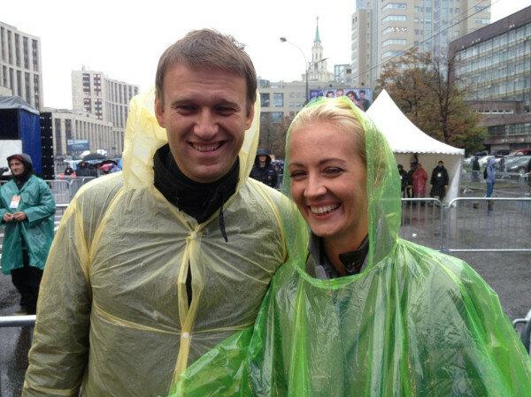 Митинг в поддержку Навального (прямая трансляция)