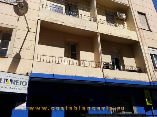 квартира в Gandia, квартира в Гандии, квартира на Коста Бланка, Коста Бланка, недвижимость в Испании, недвижимость в Гандии, CostablancaVIP, Costa Blanca, недорогая квартира, квартира в Испании недорого