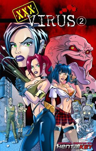 XXXVirus 2 cover