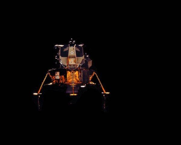 Moon Express представила план освоения Луны