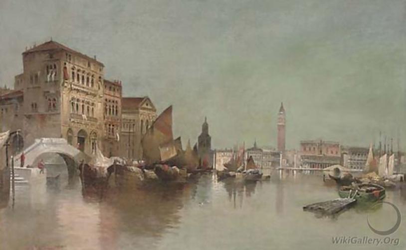 On the Venetian Lagoon 2