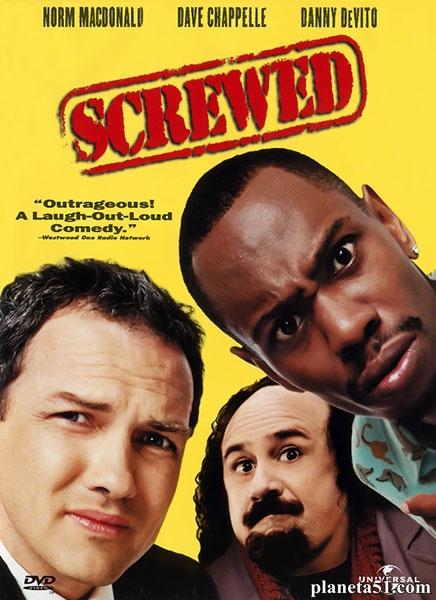 История одного похищения / Собачье дело / Screwed (2000/DVDRip)