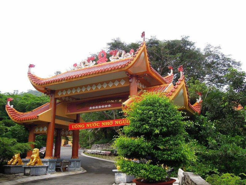 Вьетнам, окрестности Вунгтау