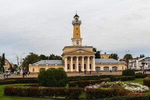 Символ Костромы