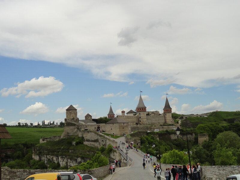 Кам'янець-Подільський Фортеця Замок