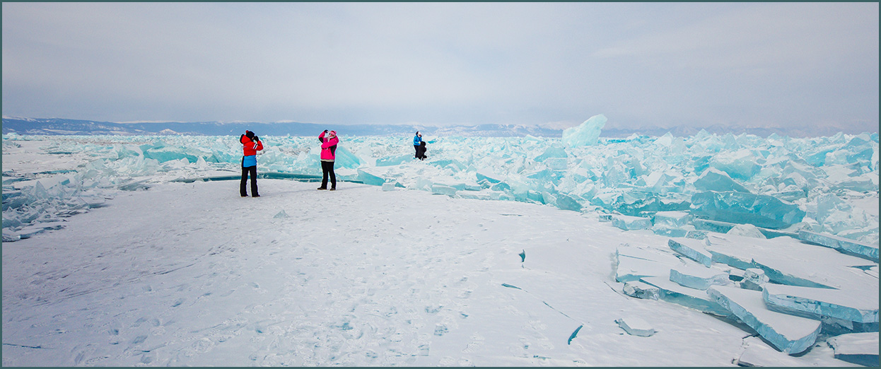 Словно в Арктике