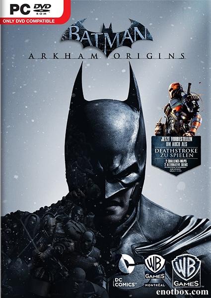 Batman: Arkham Origins (2013/RUS/ENG/Rip)