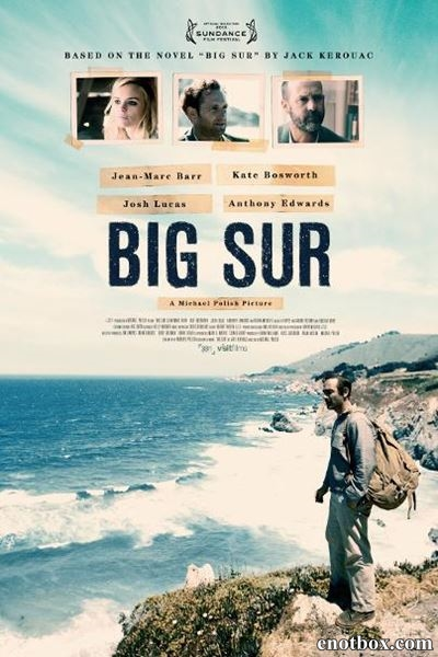 Биг-Сюр / Big Sur (2013/WEB-DL/WEB-DLRip)