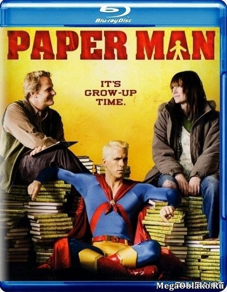 Бумажный человек / Paper Man (2009/BDRip/HDRip)