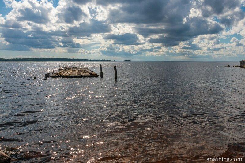 Онежское озеро, Повенецкий залив