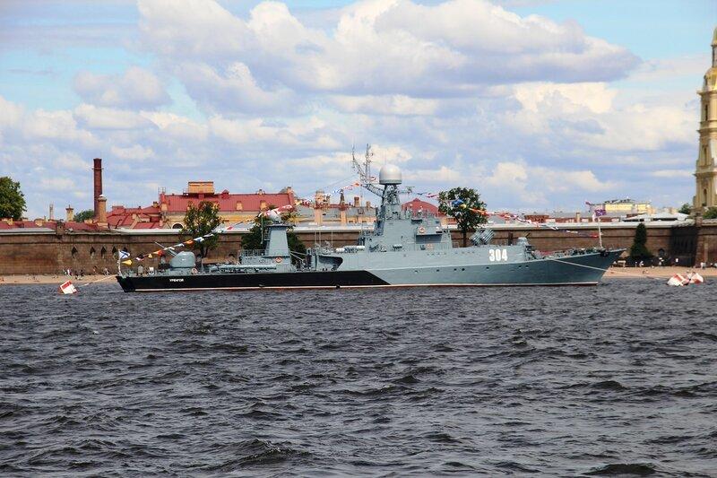 Малый противолодочный корабль|Фото: Сергей Бабушкин