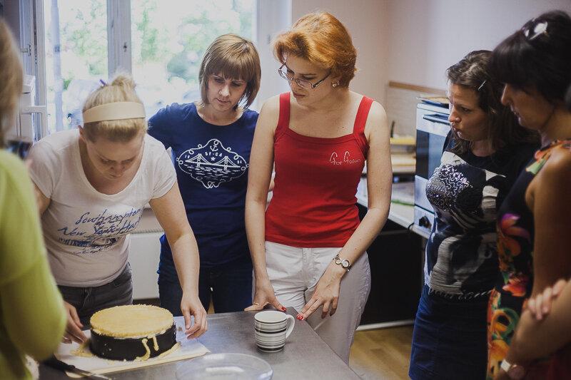курсы выпечка тортов