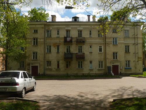 2-я Комсомольская ул. 21к3