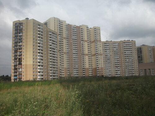 ул. Маршала Казакова 50к1