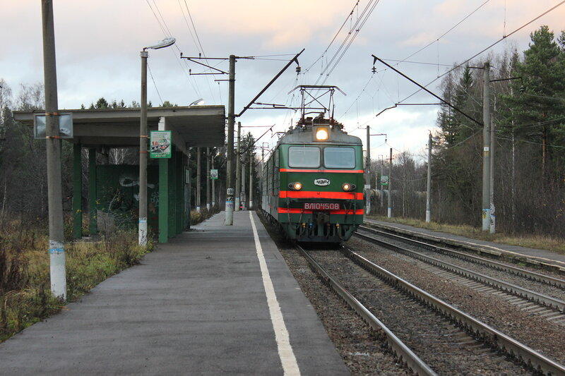 Электровоз ВЛ10к-1508
