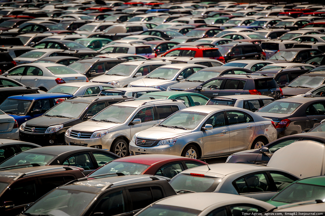 "Как собирают автомобили ""Lifan"" на заводе Derways"