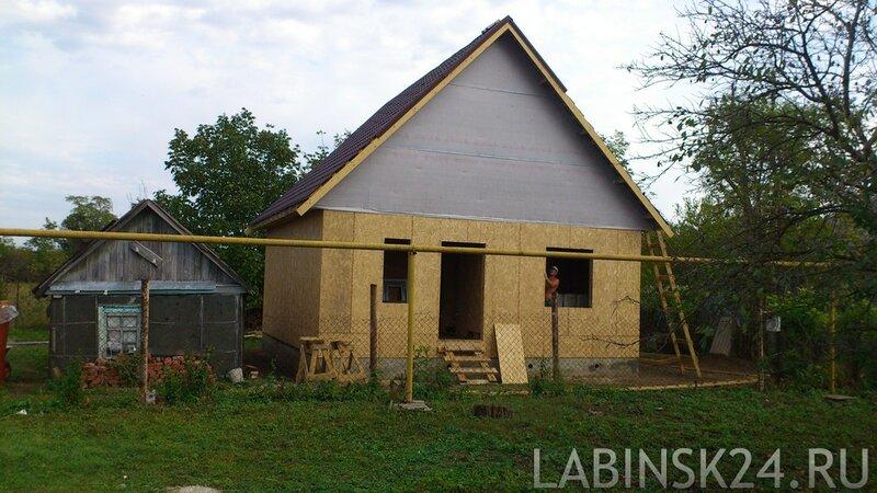 Окна и двери для  каркасного дома