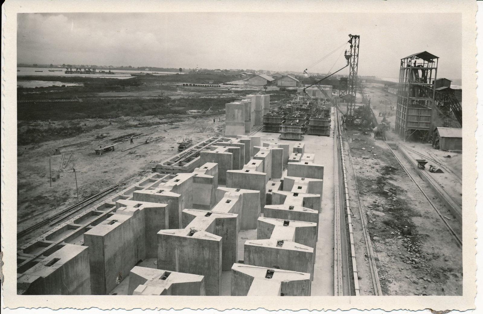 Производство железобетонных блоков