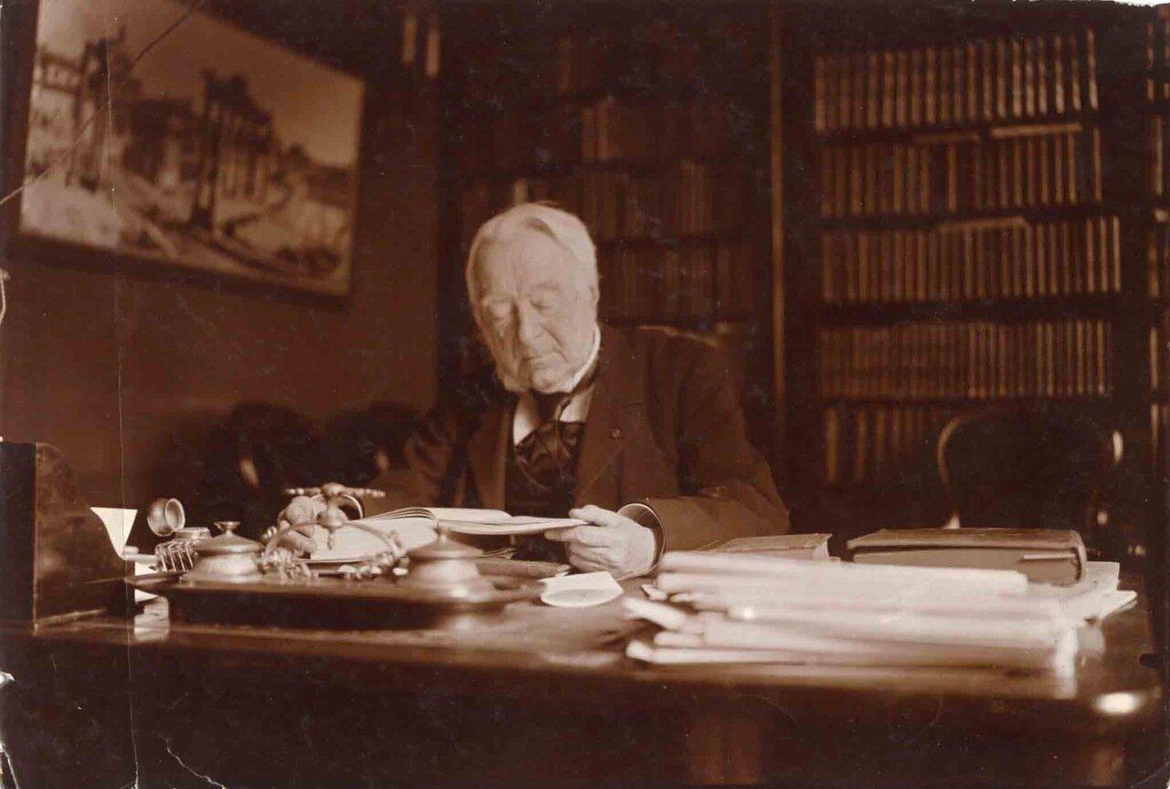 Гастон Буасье (15.8.1823 — 11.6.1908), французский историк античности