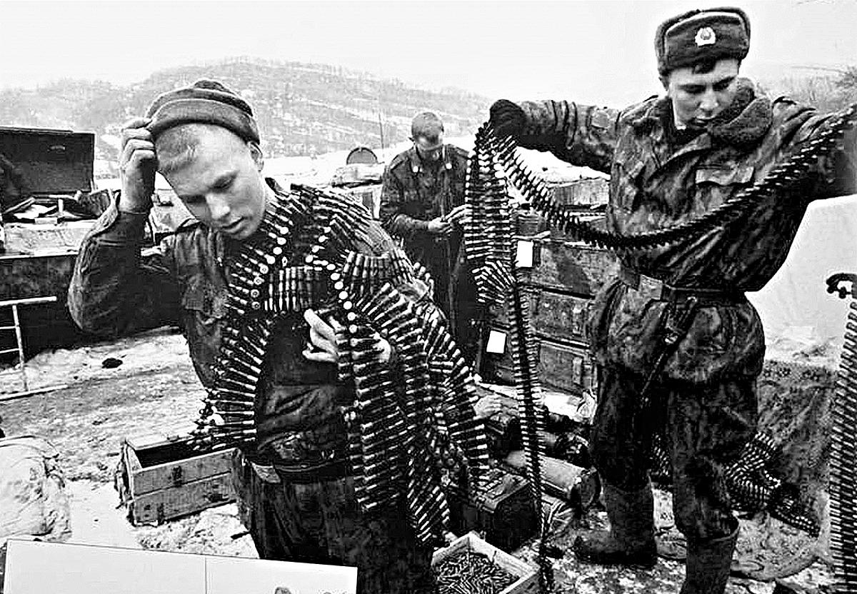 Секс в чеченскую войну 9 фотография