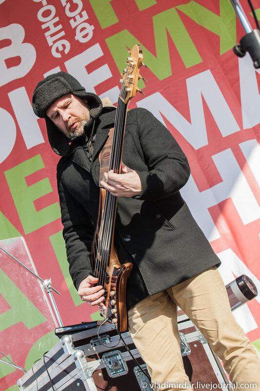 Басист Сергей Grebstel Калачев