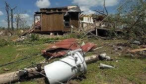 На США обрушились торнадо, сообщается о пяти погибших