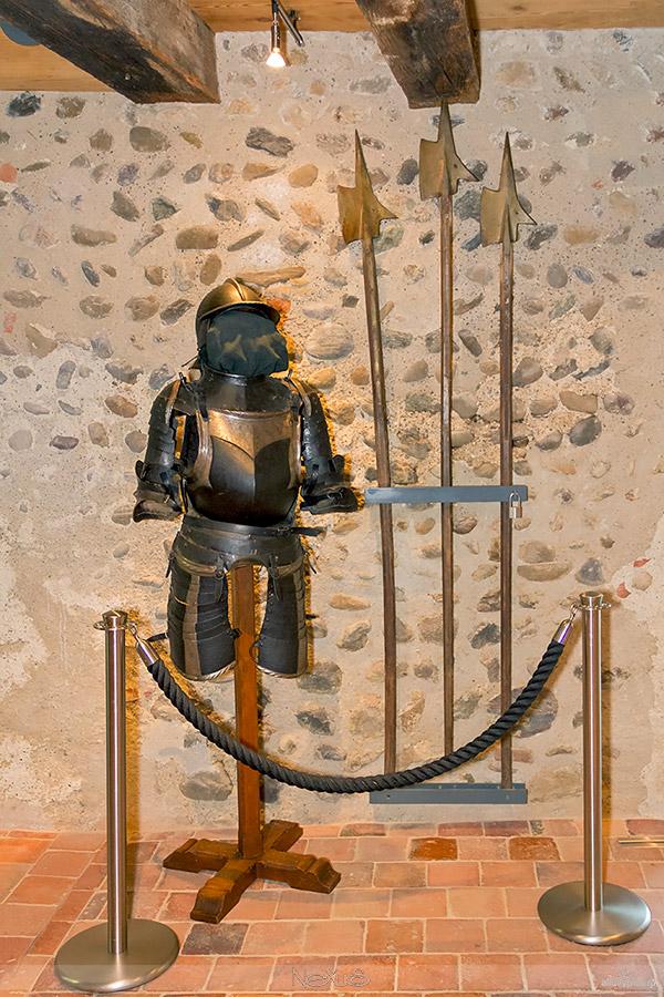 Замок Хоэнклинген, Швеb50йцария.