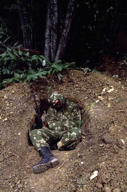 Русский спецназ