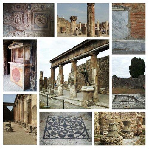 Помпеи - фотовпечатления